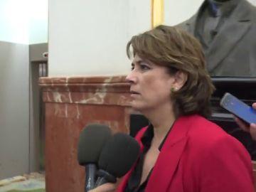 Delgado confirma que el Gobierno mantiene su hoja de ruta para exhumar a Franco