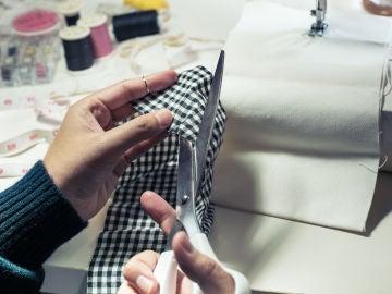 Confeccionando un disfraz