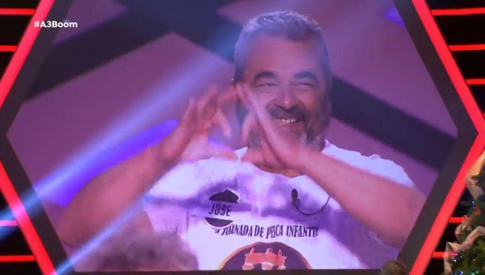 Así fueron los mejores momentos de José Pinto, miembro de 'Los Lobos' en 'Boom'