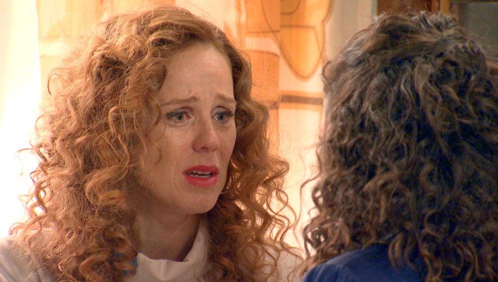 """Natalia, asustada: """"Estuve a punto de matar a Gabriel, no sé hasta dónde puedo llegar"""""""