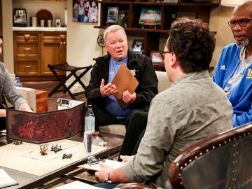 Fotograma de 'The Big Bang Theory'