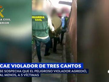 Un joven de 31 años ha sido detenido en Tres Cantos.