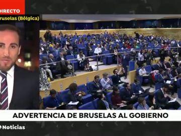 Bruselas apunta a la deuda pública, desempleo y temporalidad como puntos débiles de España
