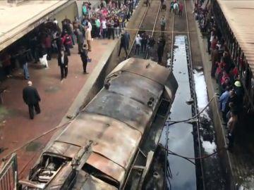 Una explosión en la estación de El Cairo deja al menos 20 muertos