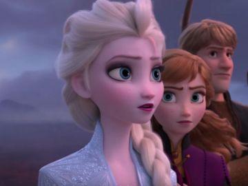 Fotograma de 'Frozen 2'