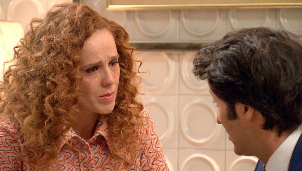 Natalia es incapaz de matar a Gabriel