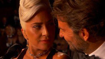 Lady Gaga y Bradley Cooper en los Oscar 2019