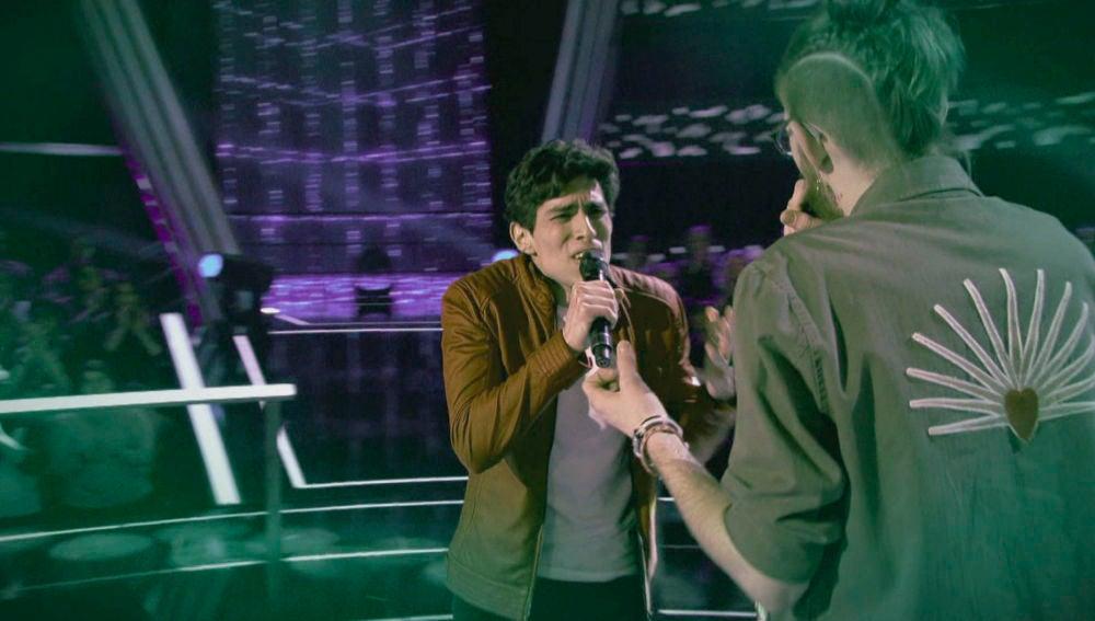 VÍDEO: Batalla final de 'La Voz'