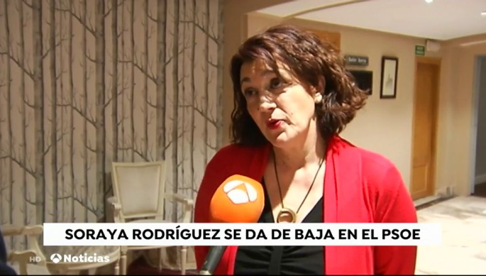 Soraya Rodríguez