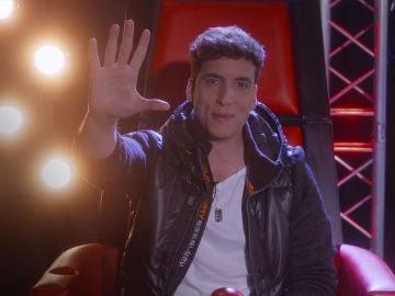 VÍDEO: La increíble actuación de Shadday o el mágico momento de Pablo López con Miriam en el TOP 5 de 'La Voz'
