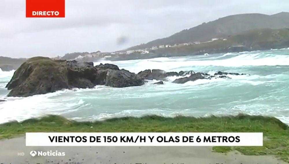 Vuelve el invierno: casi toda España está en riesgo por lluvia, nieve, viento y oleaje