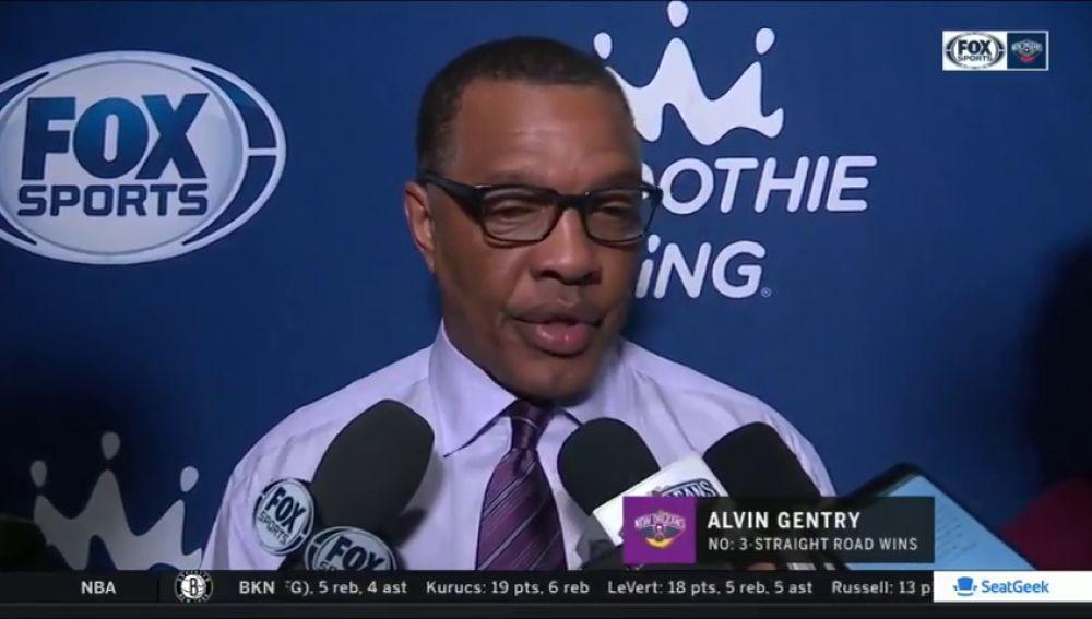 """La confesión del técnico de los Pelicans ante la prensa: """"Perdonadme, me he tomado un par de cervezas"""""""