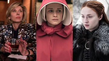 Grandes papeles femeninos en las series