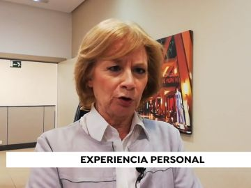 """Pilar Cernuda: """"En mi época para viajar en tren o autobús necesitaba la autorización de mi padre"""""""