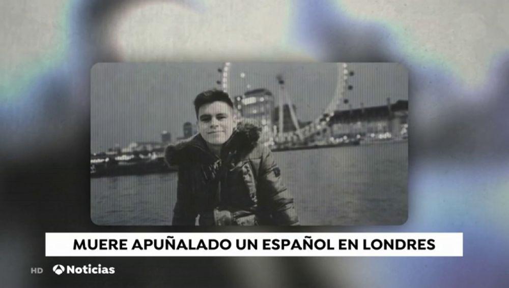 Muere un joven español tras ser apuñalado en Londres