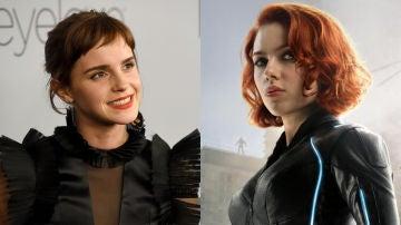 Emma Watson podría coprotagonizar 'Viuda Negra' junto a Scarlett Johansson