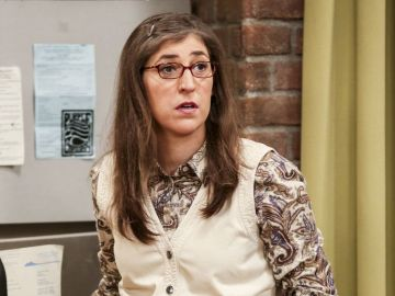 Mayim Bialik, Amy en 'The Big Bang Theory'