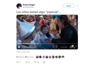Reportera en el Carnaval de Logroño