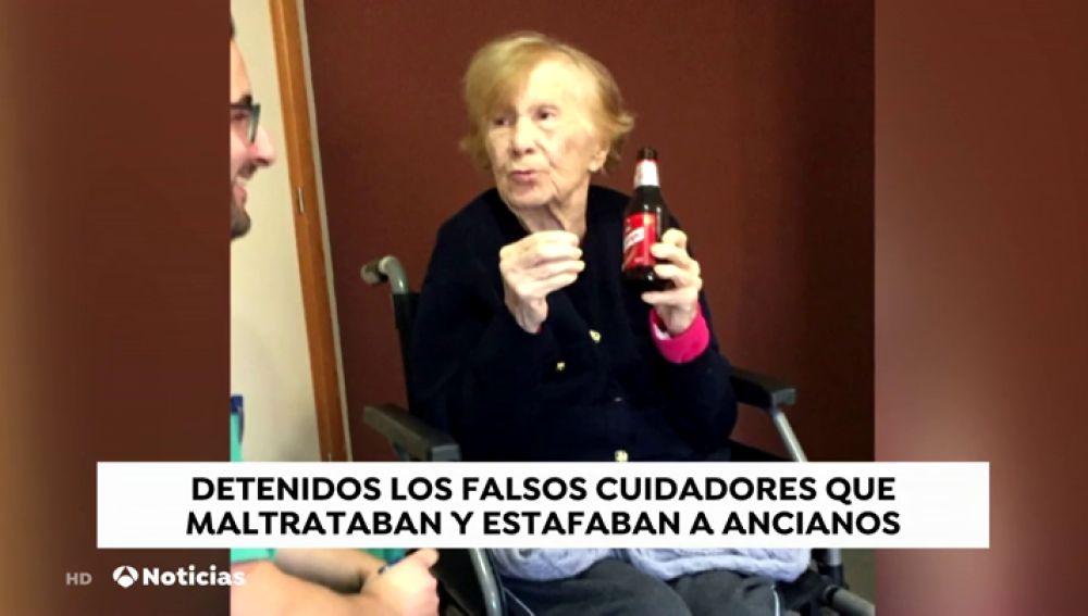 Seis detenidos tras estafar 1,8 millones de euros a ancianos: los encerraban, drogaban y alimentaban mediante sondas nasogástricas