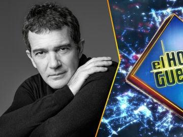 Cerramos la semana en 'El Hormiguero 3.0' con la visita de uno de los actores españoles más importantes, Antonio Banderas