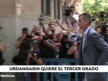 REEMPLAZO Iñaki Urdangarin busca trabajo para que le concedan el tercer grado penitenciario
