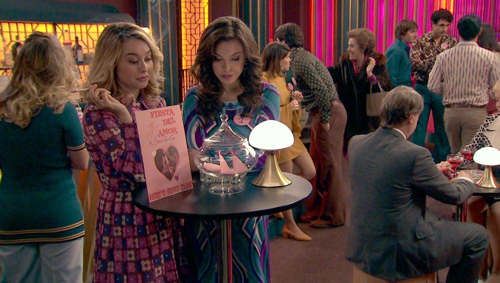 ¿Se descubrirá la relación entre Luisita y Amelia en 'La Fiesta del amor secreto'?