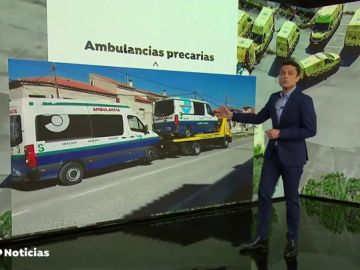 REEMPLAZO: AMBULANCIAS