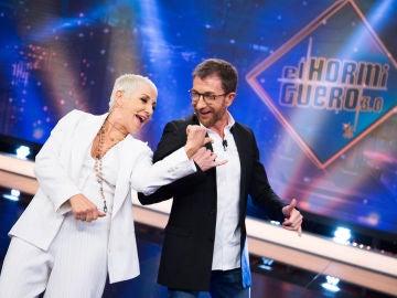 VÍDEO: Revive la entrevista completa de Ana Torroja en 'El Hormiguero 3.0'