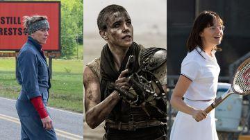 Papeles femeninos poderosos en el cine