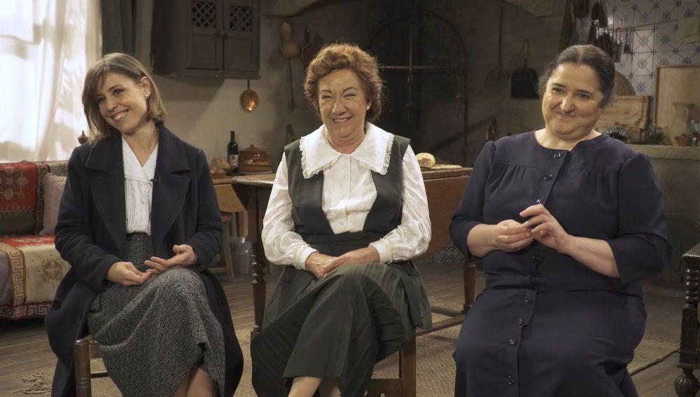 Maribel Ripoll, Ruth Llopis y Trinidad Iglesias confiesan sus barreras por ser mujeres en su profesión
