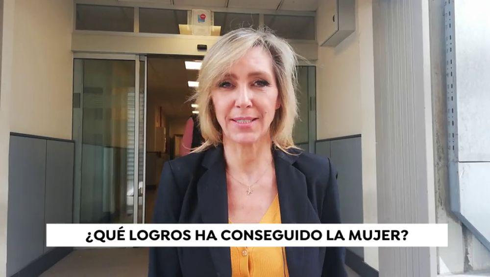 """Marta Robles: """"Si una mujer quiere tener hijos o no tenerlos no está estigmatizada"""""""