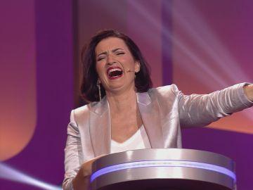 Silvia Abril, la presentadora de 'Juego de juegos'
