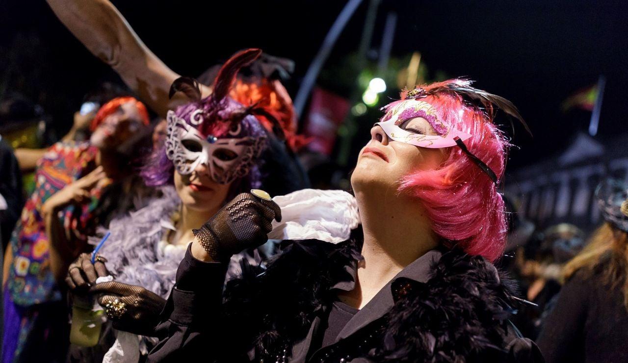 El Entierro de la Sardina del Carnaval de Santa Cruz de Tenerife