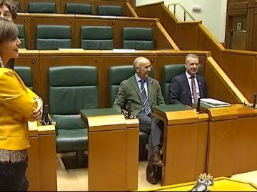 Suspendido el pleno del Parlamento vasco por falta de quórum