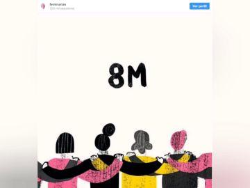 Las ilustraciones feministas del 8M que arrasan en Instagram