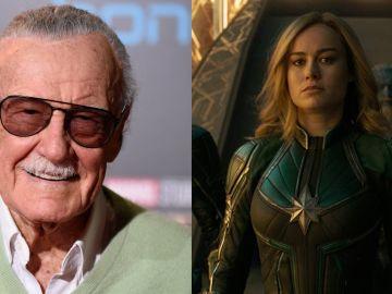 Stan Lee aparece en 'Capitana Marvel'