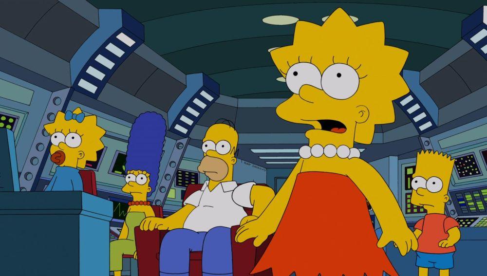 Los Simpson en Neox