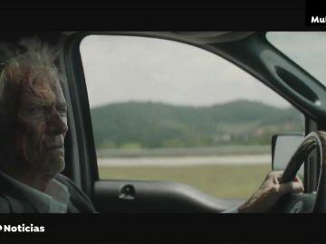 Clint Eastwood vuelve a la gran pantalla con 'Mula', su nueva película