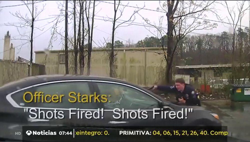 Un policía acaba con la vida de un hombre que no se detuvo en un control