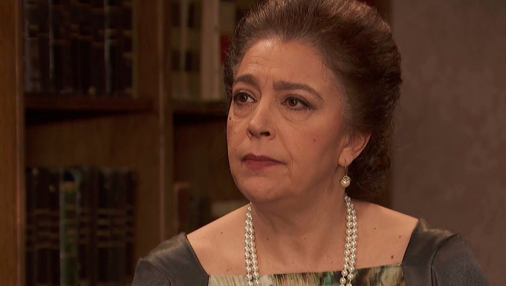 La dura advertencia con la que Francisca acepta que Fernando se quede unos días más en La Casona
