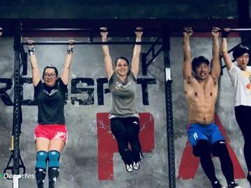 La nueva vida de María: dejó el fútbol por el machismo y se vuelca en el CrossFit en China