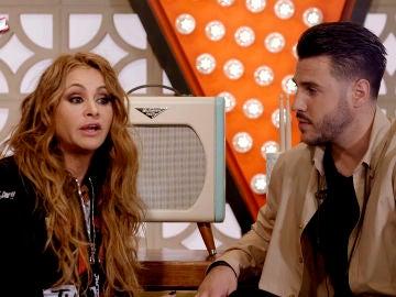 """VÍDEO: Paulina Rubio y Antonio José: """"Una canción a dúo es como un beso"""""""