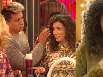"""Hablamos con Carol Rovira en el rodaje de 'La fiesta del amor': """"La homosexualidad se tiene que vivir con la mayor naturalidad"""""""