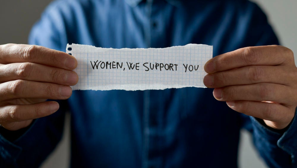 Hombre feminista