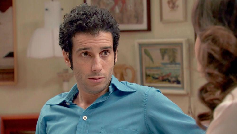 """Ignacio insiste a María: """"Amelia está enamorada de tu hermana"""""""
