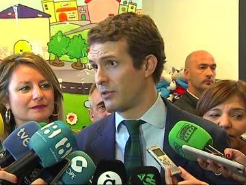 """Casado: """"El comunicado de las convocantes del 8 de marzo solo representa a la izquierda radical"""""""