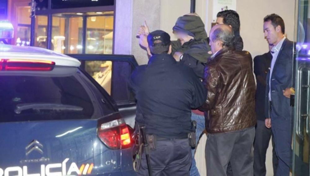 El joven que agredió a Rajoy en 2015 golpea ahora a un dirigente de Vox de Pontevedra