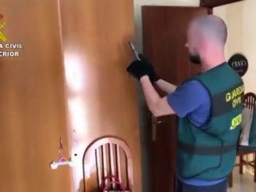 Detenido un grupo criminal que robaba cajeros automáticos con el mismo explosivo que provocó el atentado de Cataluña en 2017