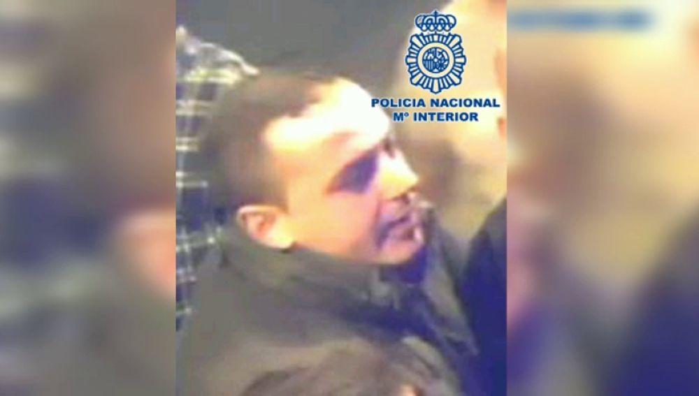 La Policía pide ayuda para localizar al autor de un homicidio en Málaga que se produjo en diciembre