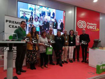 Entrega de Premios CEAPA